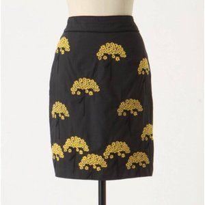 Anthropologie Pencil Skirt